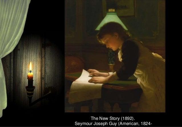 Evening Reading. Delphin Enjolras (French, 1857–1945).