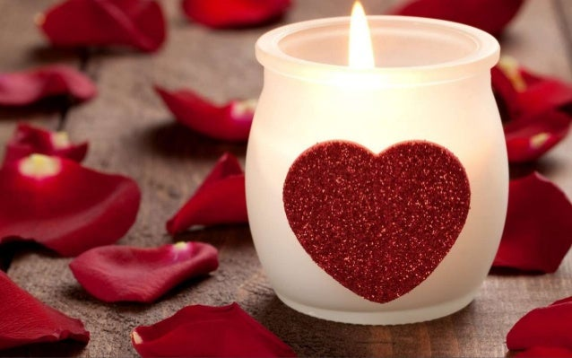 CANDLES OF LOVE