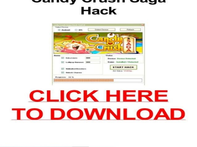 Candy crush saga hack 2013 Slide 2