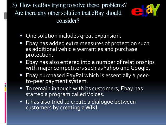 what are the problems that ebay is currently facing Bank of america says it's facing inquiries over its foreign-exchange trading,  bank of america's legal problems pile up by christina rexrode.