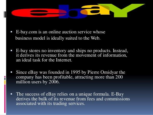 ebay case study solution