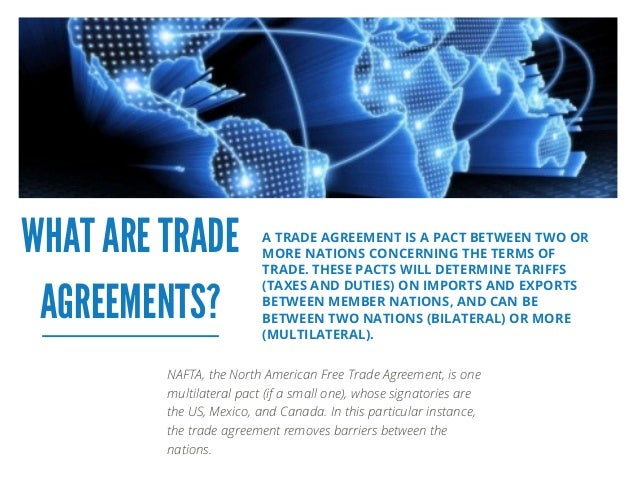 Can Emerging Markets Survive Without Trade Agreements