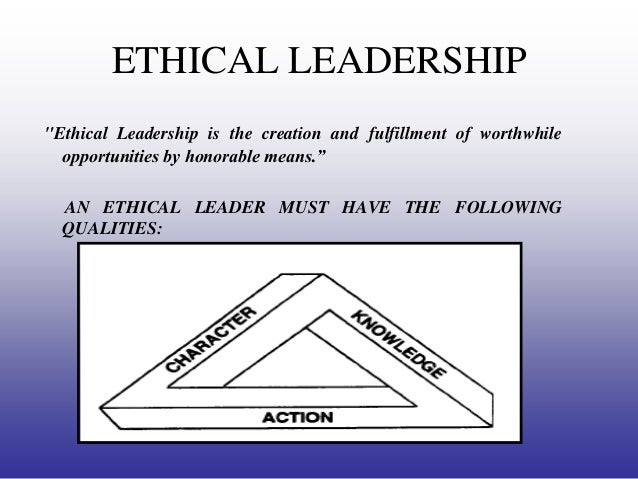 ethical leadership and the creation of Ethical leadership scales in literature, to determine how employees  moral  development and the consistency between the leader's moral.