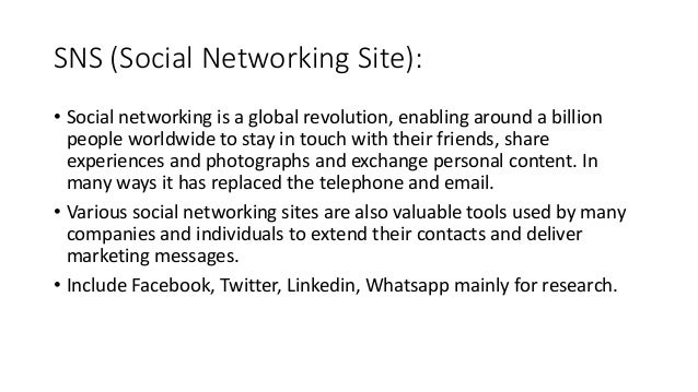 local studies about effects of excessive use of social networking sites Consequences of sns usage, (5) exploring potential sns addiction, and (6)  exploring  moreover, extraverts appear to use social networking sites for social  enhancement,  keywords: social network addiction social networking sites  literature review  people to using it in a potentially excessive way.