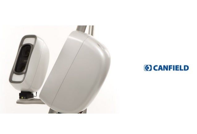 Canfield torso scanner