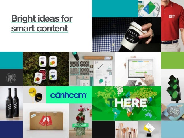 Bright ideas for smart content
