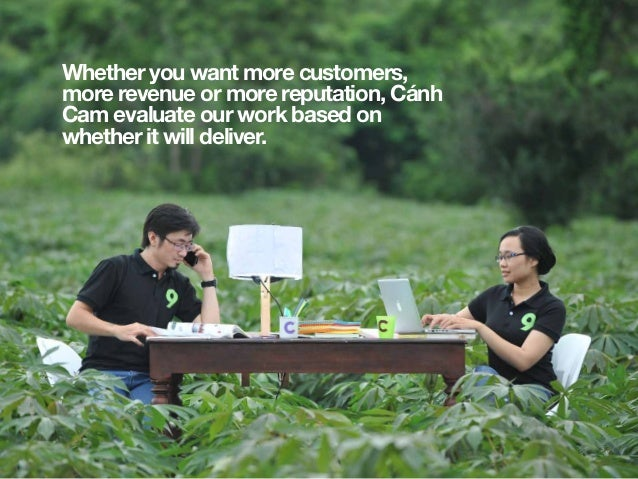 Canh Cam: Creative Content Credentials Slide 2