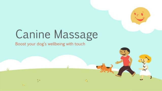 Canine massage.pptx