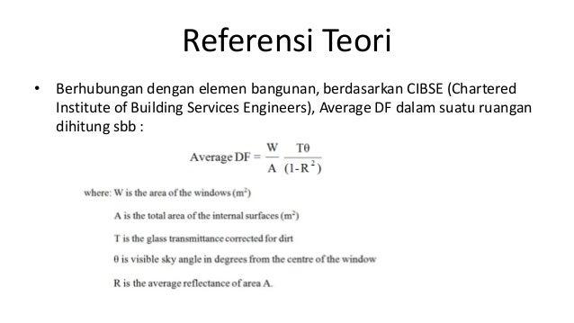 Referensi Teori • Tabel rekomendasi nilai ADF
