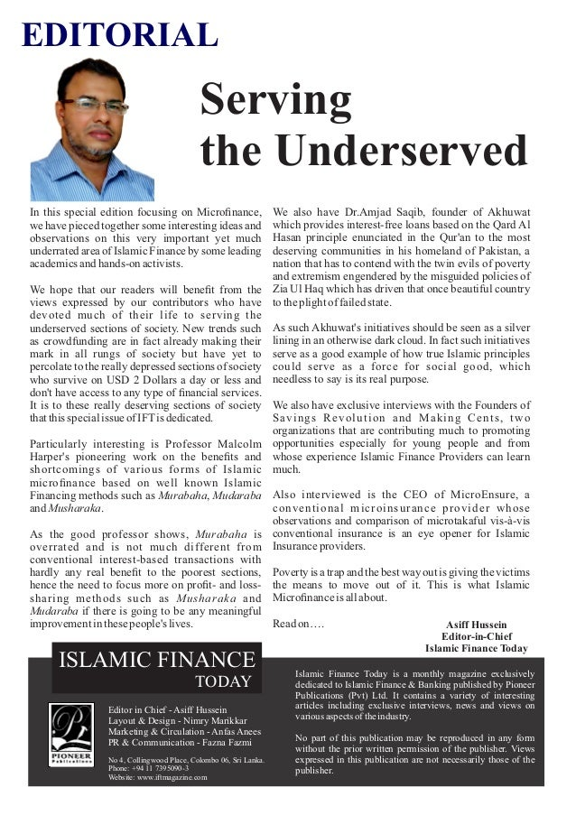 islamic financing and its impliaction for While this form of islamic financing is widely utilized, particularly in saudi arabia, it has been criticized by certain islamic financial institutions, and borrowers in the gcc region are increasingly opting for other forms of sharia'ah-compliant financing.