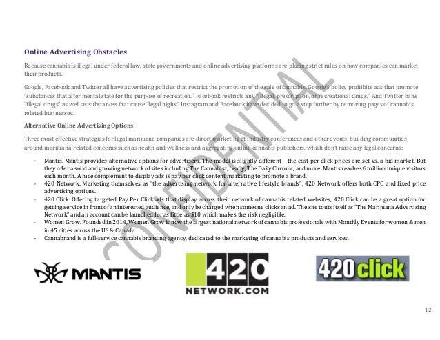 Cannabis Cultivation Business Plan