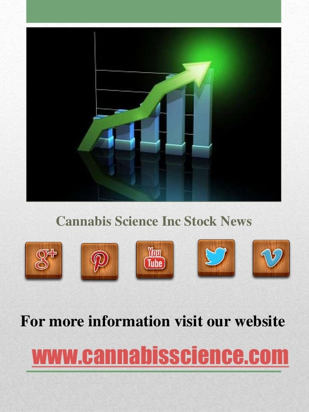 science in the news cannabis coursework When you add in states that allow medical marijuana science is needed within the marijuana business if it expects the upper levels of the course.