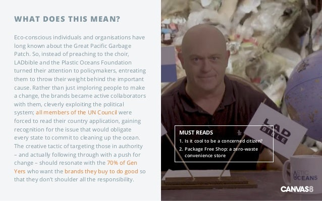 WHAT DOES THIS MEAN? Eco-conscious individuals and organisations have long known about the Great Pacific Garbage Patch. So...
