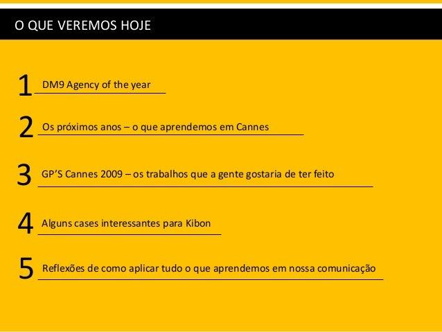 Cannes 2009  Slide 2