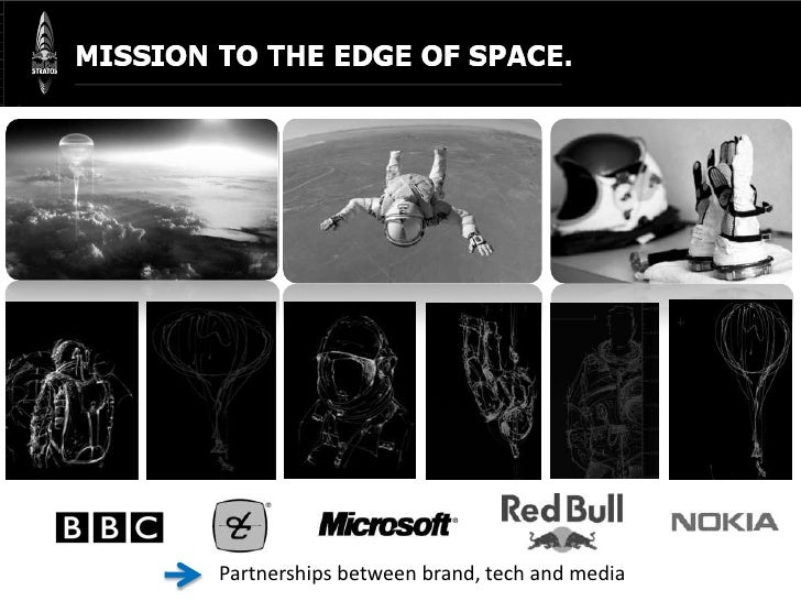 Partnerships between brand, tech and media<br />
