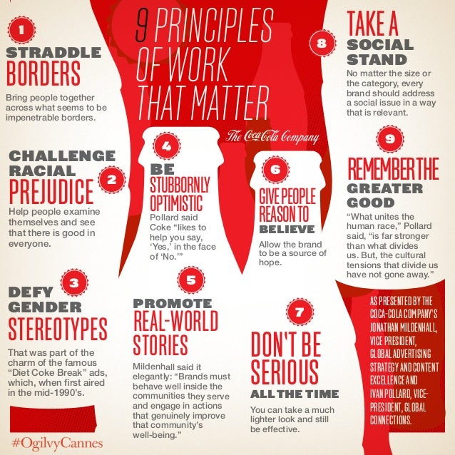 challenge racial prejudiceHelp people examine themselves and see that there is good in everyone. 9Principles ofWork thatMa...