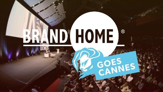 TAKE-AWAYS CANNES LIONS 2015 international festival of creativity