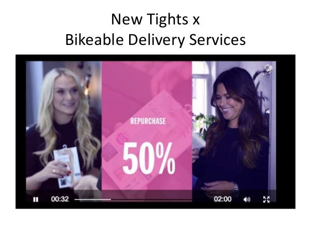 New Tights x Bikeable Delivery Services