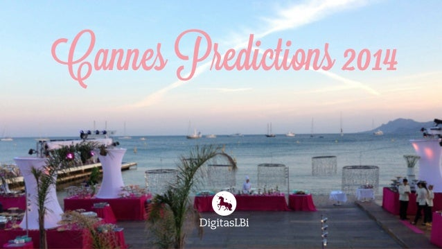 Cannes Predictions 2014