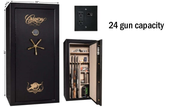 cannon safe ca23 cannon series deluxe fire safe review 3