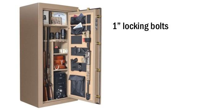 1u201d locking bolts