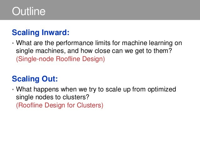 SF Big Analytics & SF Machine Learning Meetup: Machine Learning at the Limit By Prof. John Canny Slide 2