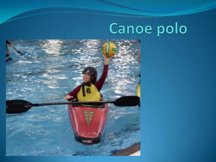 Canoe polo<br />