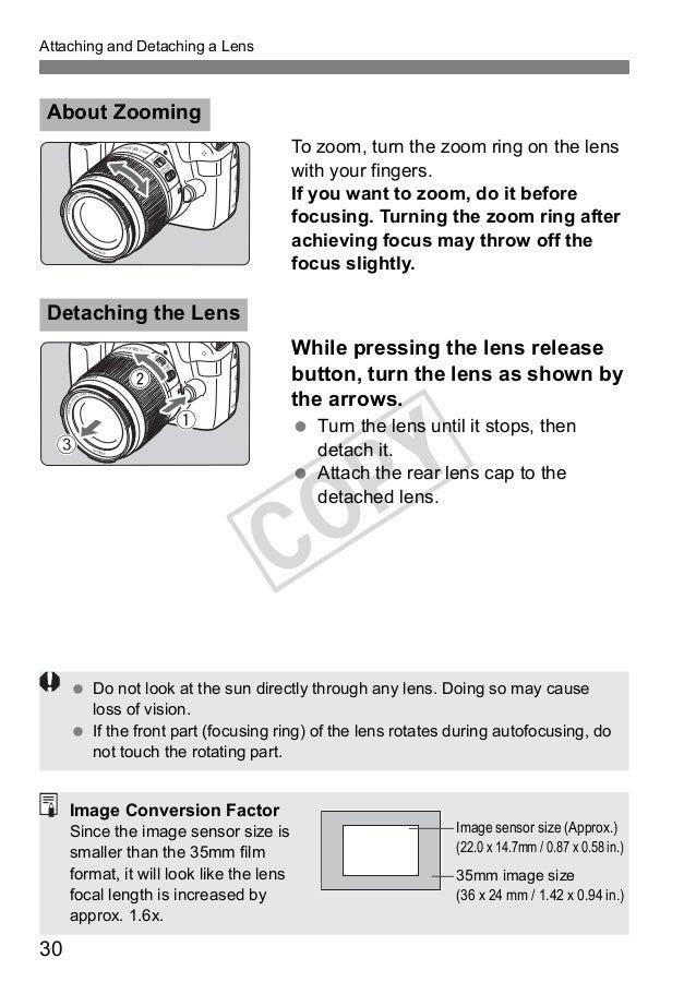 1100d manual