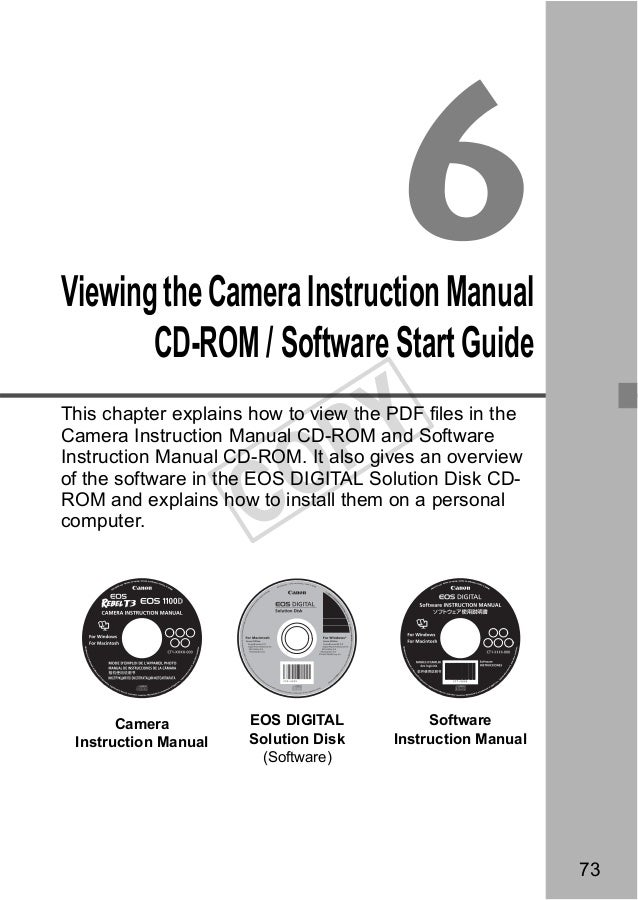 canon eos 1100d manual rh slideshare net canon eos digital software instruction manual windows canon eos digital software instruction manual windows