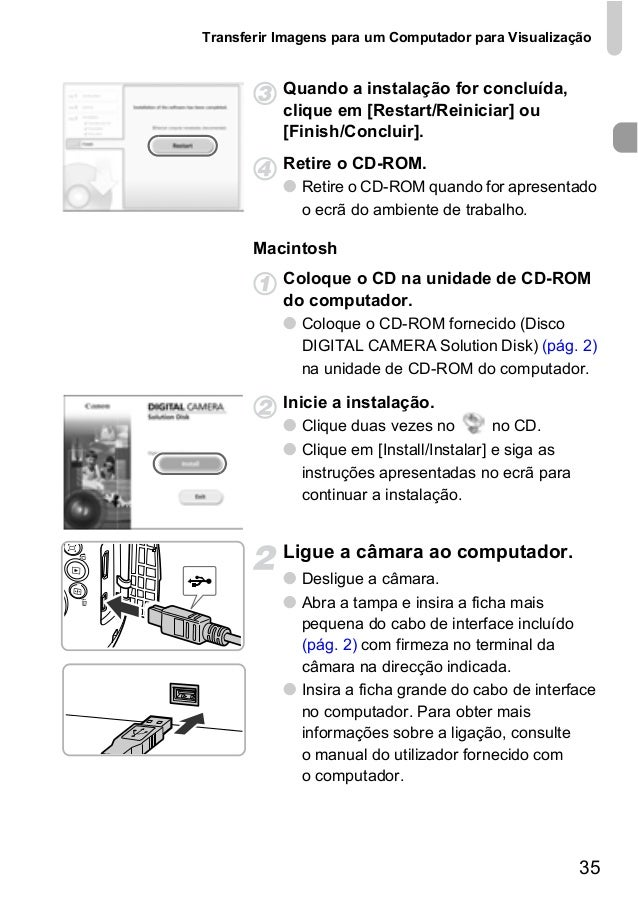 manual c mera canon powershot sx30 is rh pt slideshare net
