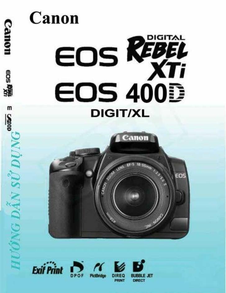 Học viện EOS - Hướng dẫn sử dụng máy DSLR EOS của Canon [VN]