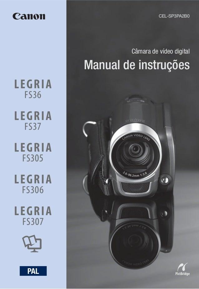 CEL-SP3PA2B0         Câmara de vídeo digitalManual de instruções