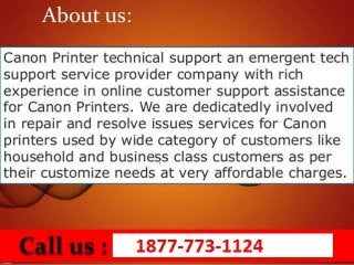 Canon printer support | canon printer customer service phone number |…