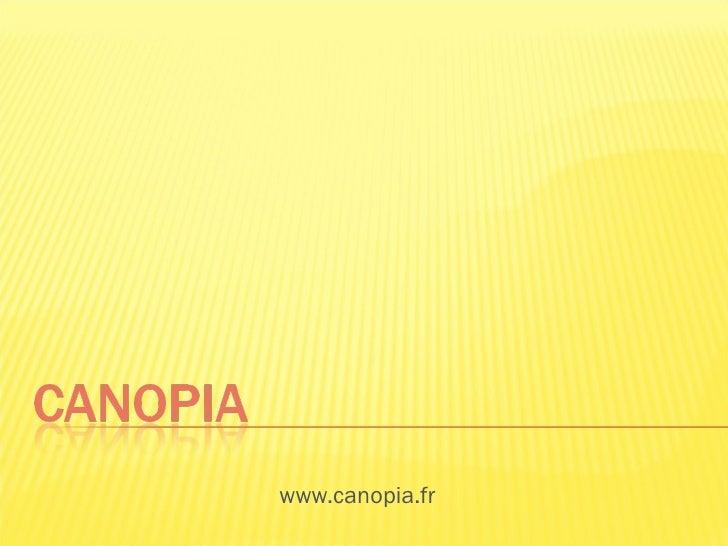 www.canopia.fr
