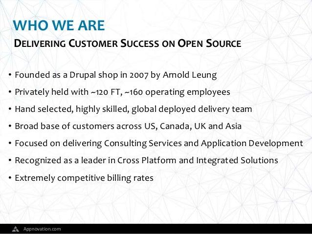 Enabling Open Source for the Enterprise Breakfast Event in NYC - June 17, 2014 Slide 3