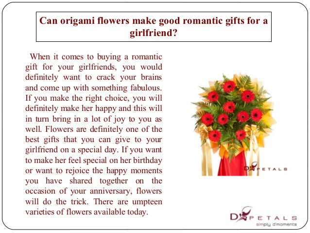 When It Comes To Buying A Romantic Gift For Your Girlfriends You Would Definitely Want