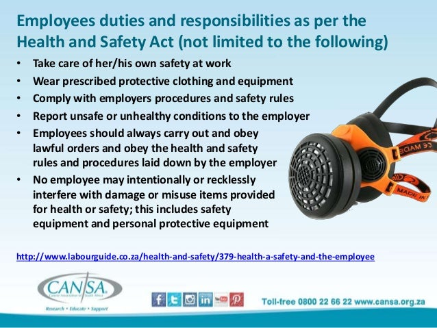 Cancer Risks at Work - CANSA