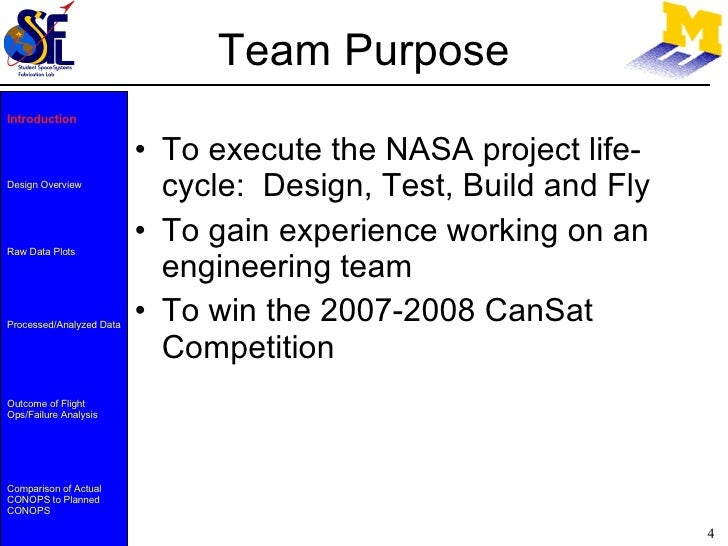 Cansat Design Build Fly