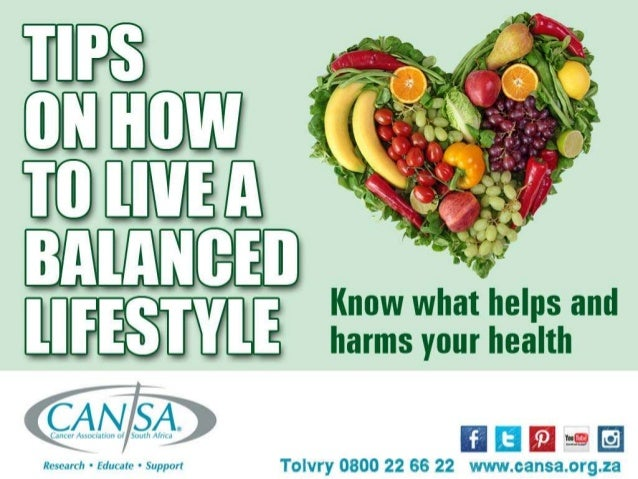 how to live a balanced lifestyle A blog about how to better live a balanced life and a life within balance, by dr michele brennan.