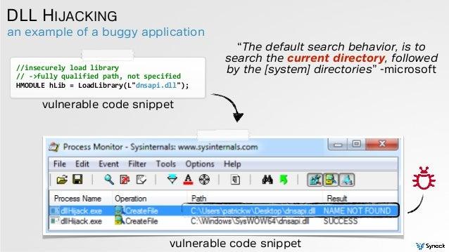 DLL Hijacking on OS X