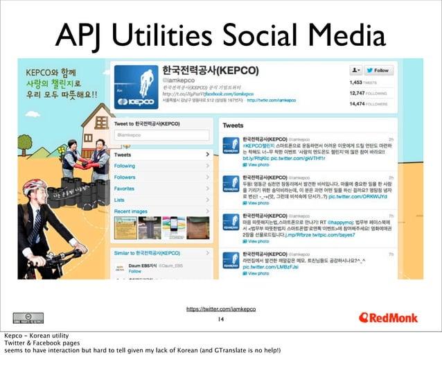 APJ Utilities Social Media                                                              https://twitter.com/iamkepco      ...