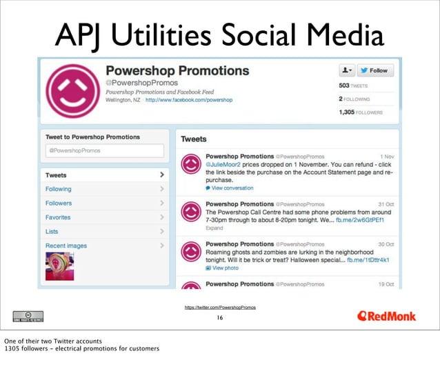 APJ Utilities Social Media                                                       https://twitter.com/PowershopPromos      ...