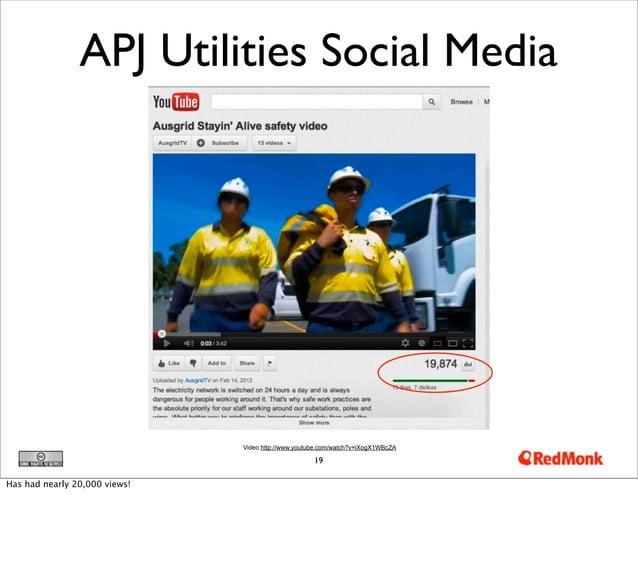 APJ Utilities Social Media                               Video http://www.youtube.com/watch?v=iXogX1WBcZA                 ...