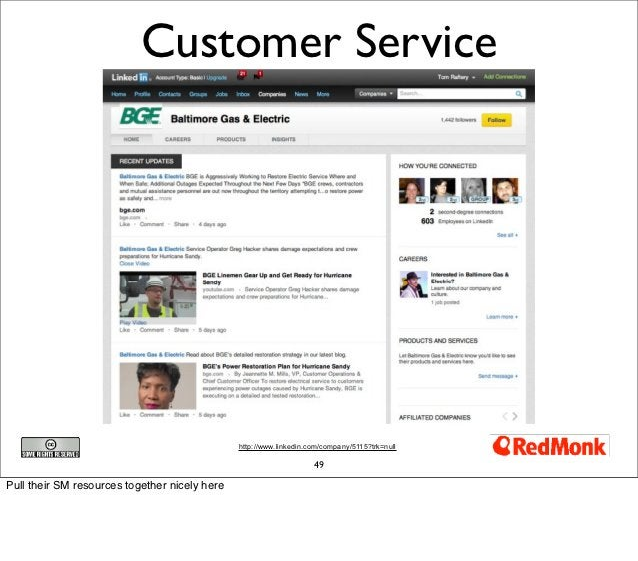 Customer Service                                               http://www.linkedin.com/company/5115?trk=null              ...