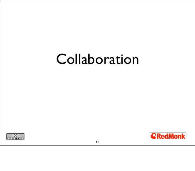 Collaboration      61