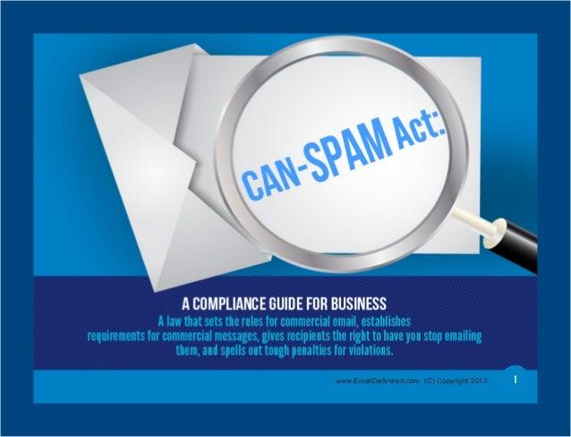 1www.EmailDelivered.com (C) Copyright 2013
