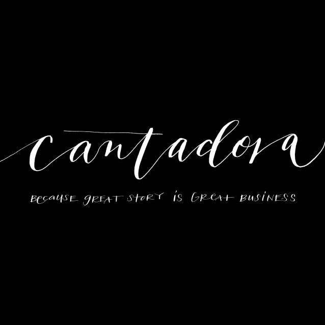 """Cantadora"" means ""keeper of the stories"""