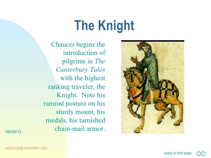 the canterbury tales knights tale vs Geoffrey chaucer's canterbury tales, written in approximately 1385, is a collection of twenty-four stories ostensibly told by various people who are going on a religious pilgrimage to canterbury cathedral from london, england.