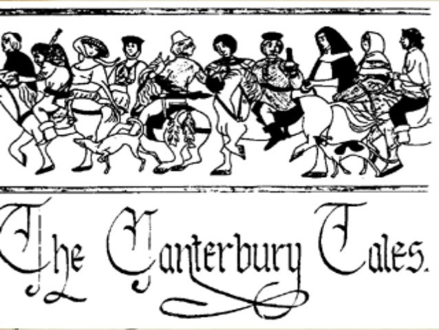Attitudes of marriage in the canterbury tales by chaucer