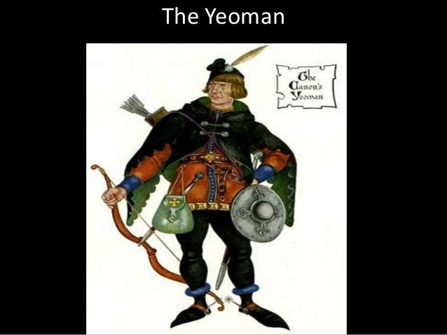 a study of a friar yeoman and guilds Free the canon yeoman's prologue summary of the canterbury tales by geoffrey chaucer view the study pack view the lesson plans the friar's prologue.
